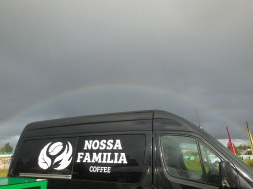 Nossa rainbow