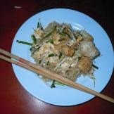Pad Thai dinner