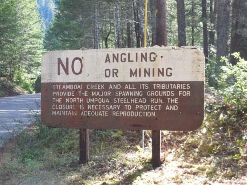 Steamboat Creek rules