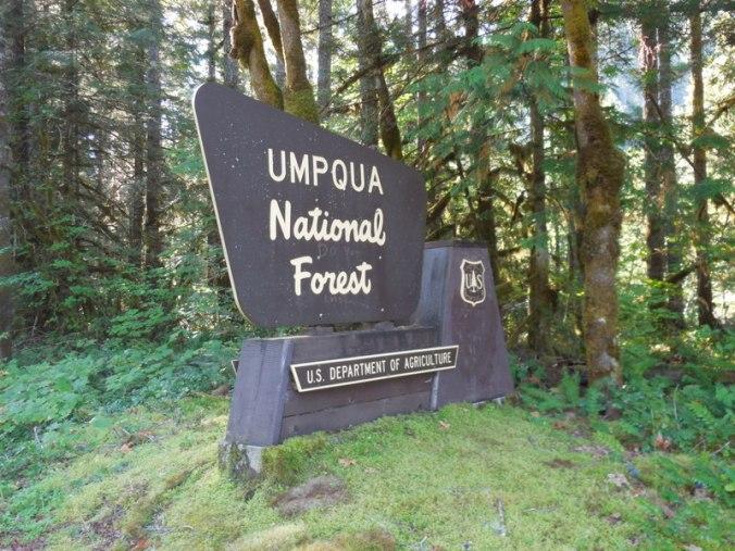 Umpqua NP