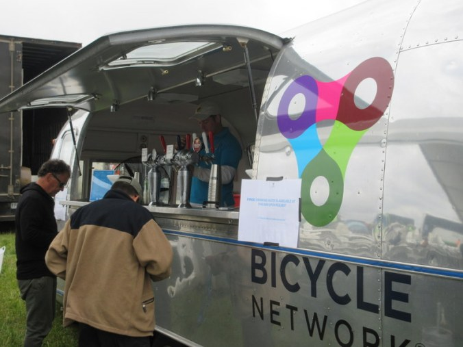 Bicycle Network bar