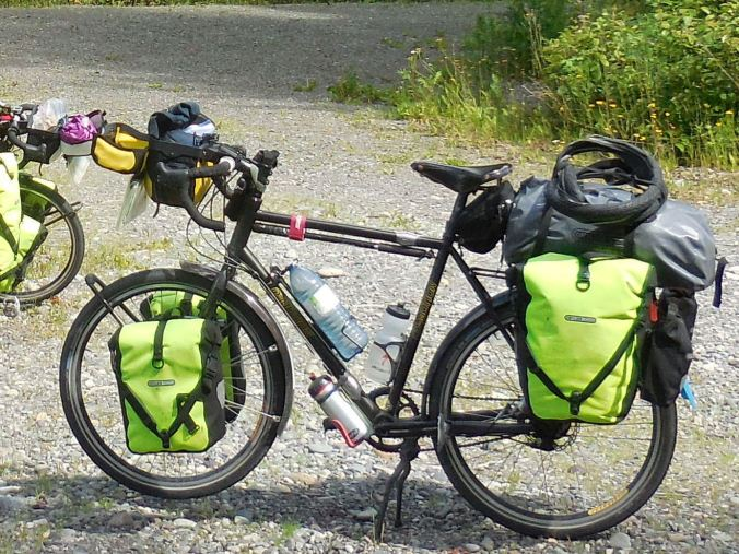 Bikes at morning tea-001