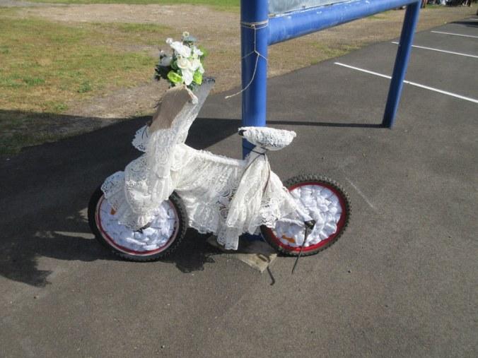 Bridal bike