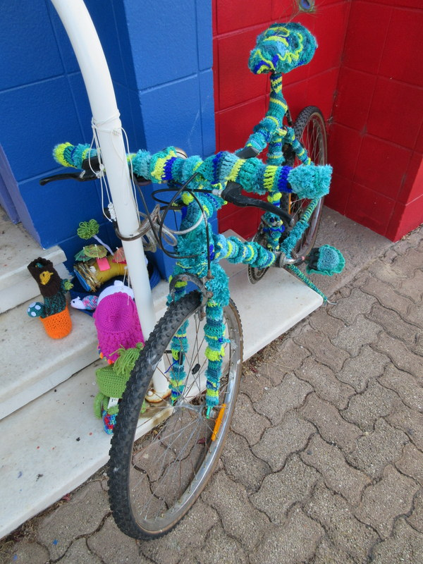 Knit bike 2