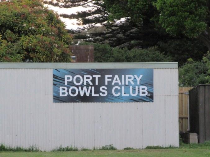 Port Fairy Bowls