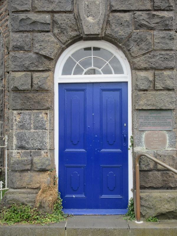 Port Fairy door of the day 2