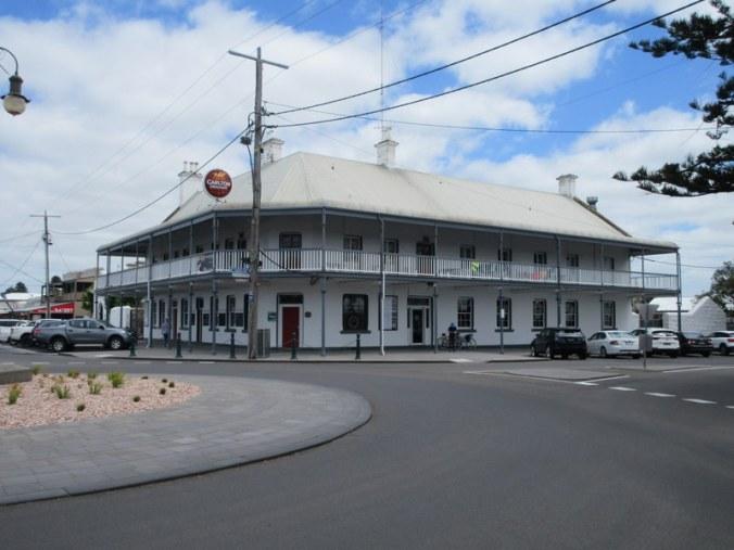 Port Fairy hotel