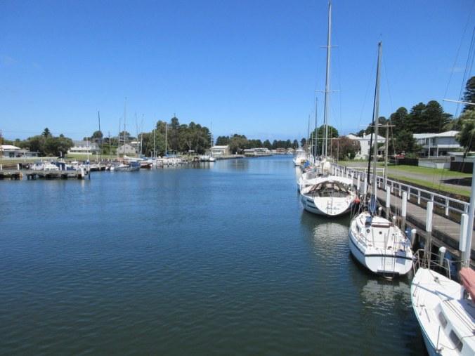 Port Fairy river 2