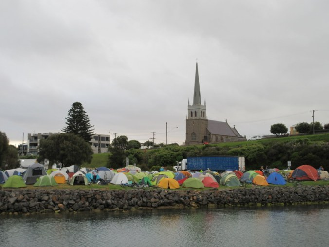 Portland camp