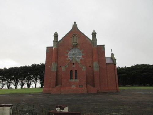 St Brigads Irish-Australian church