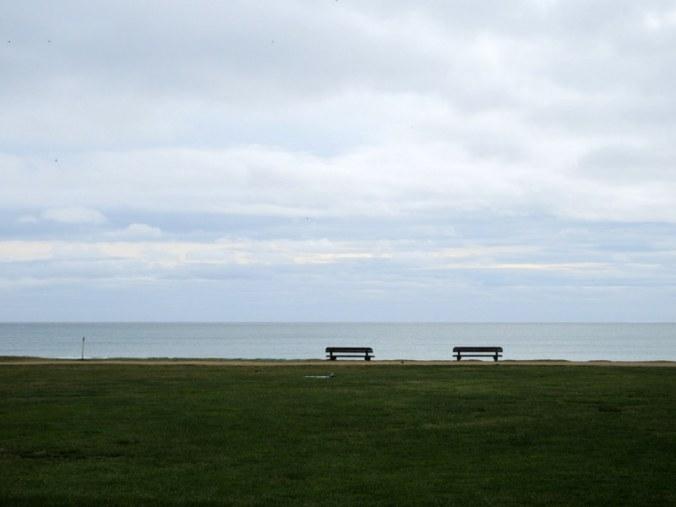 Lorne beach fornt