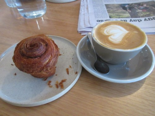 A propper coffee in Katoomba