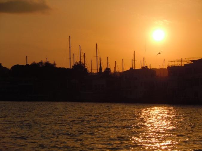 Bodrum sunset 12