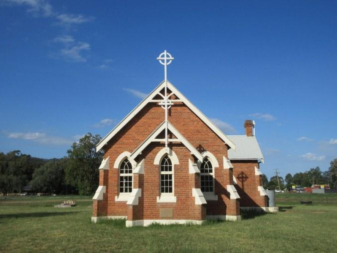 Broke church