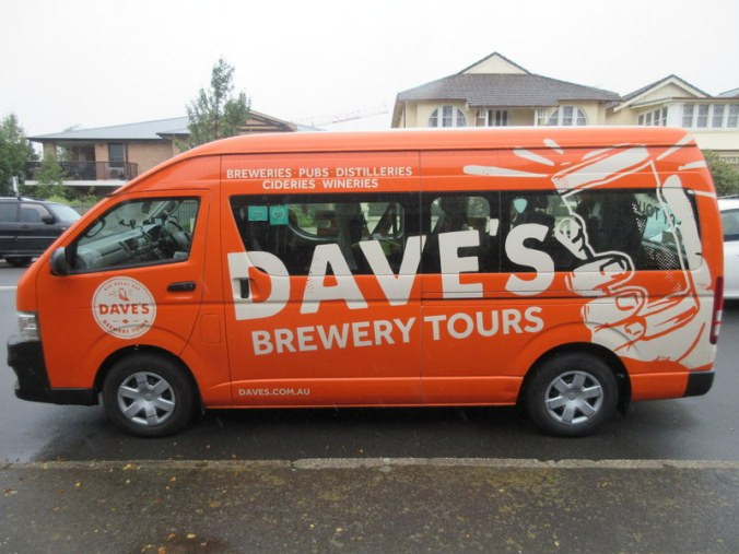 Dave's new gig