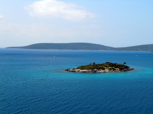 Ikiz Islands in Aegean Sea 4