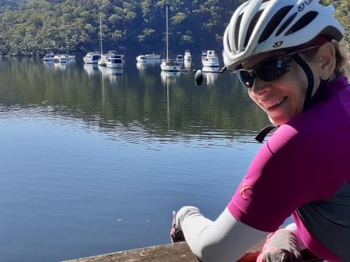 Nancy on Apple Tree Bay