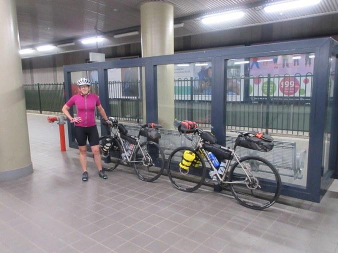 St Leonards Station - after we missed train