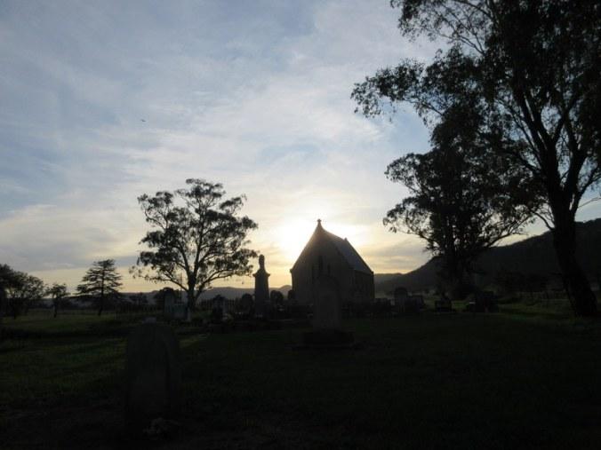 St Stephen's Church Bylong 4