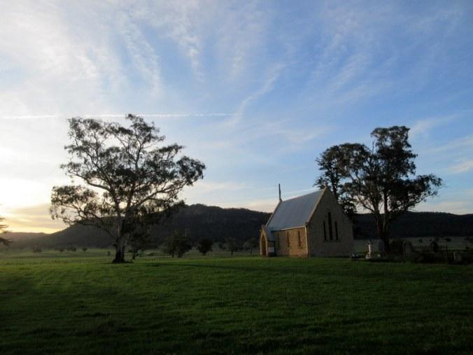 St Stephen's Church Bylong 5