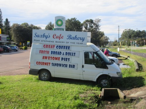 Bakery - false advertising