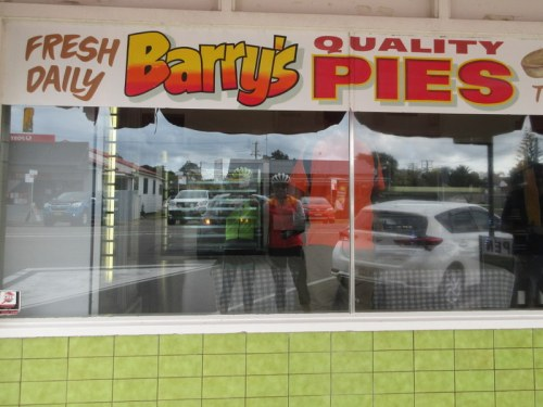 Barry's pies