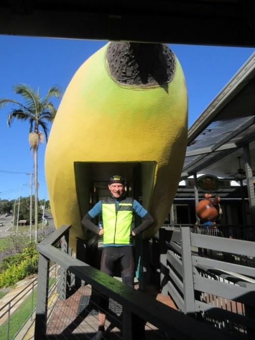 Big Banana end