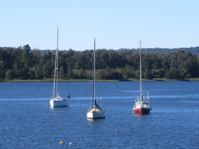 Clarence River boats