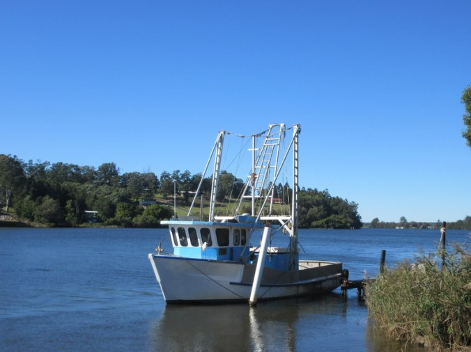 Clarence River troller