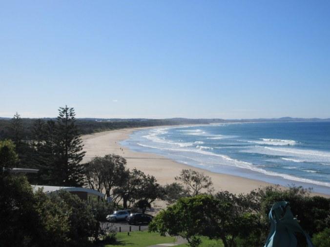 Coast near Laurieton