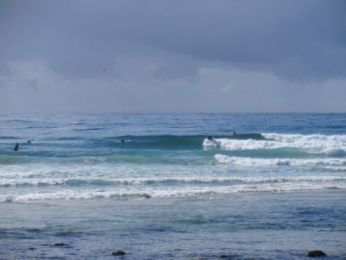 Crescent Head surf break (2)