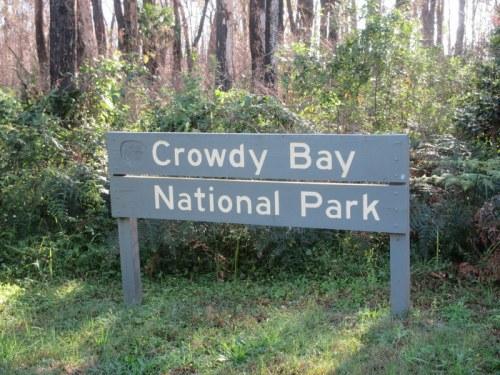 Crowdy Bay