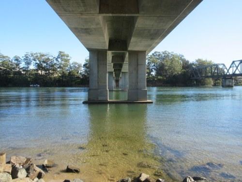 Kalang River bridge