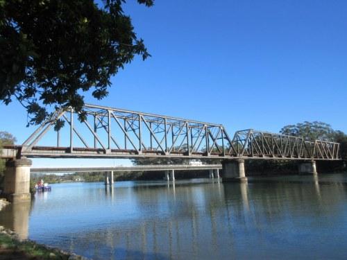 Kalang River bridges