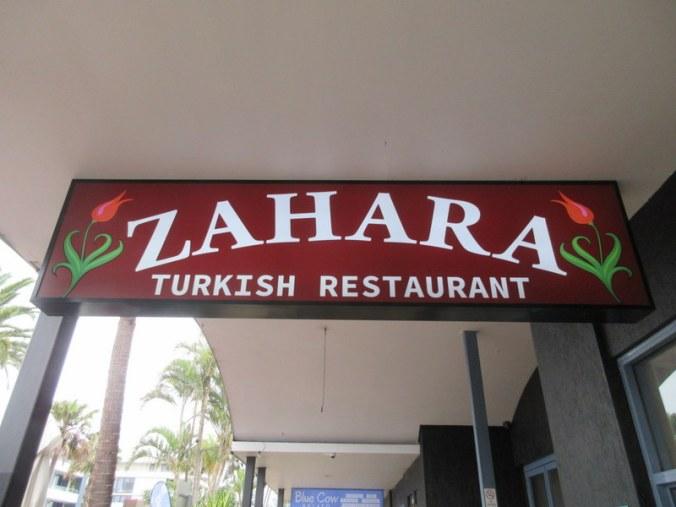 Lunch - Turkish