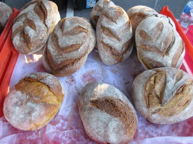 Market - breads