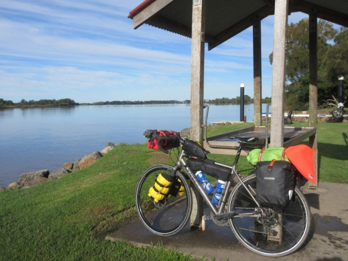 Morning on the Macleay River 1