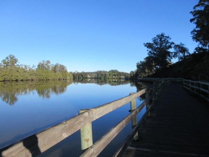 Nambucca River in the morning 2