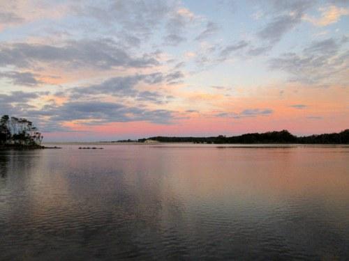 Nambucca River Sunset