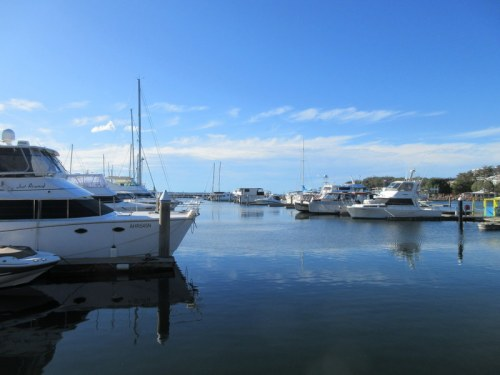 Nelson Bay Harbout 1