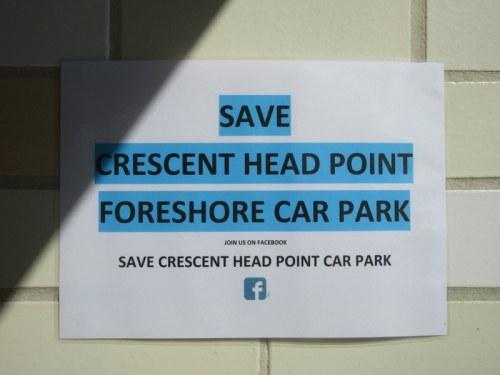 Save the car park