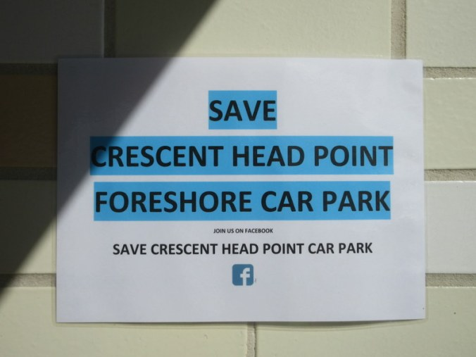 Save the car park