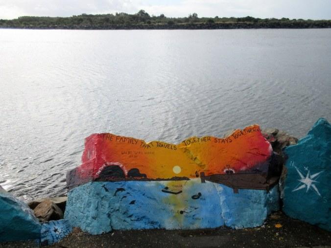 Waterfront art rocks 10