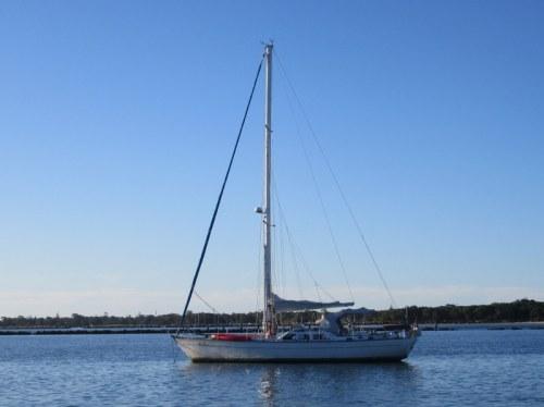Yamba boat