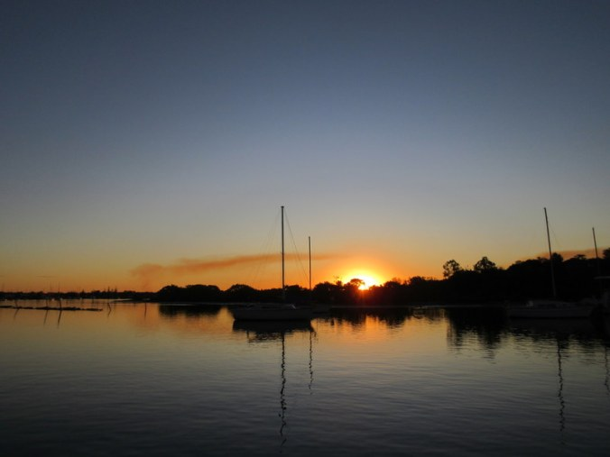 Yamba sunset 5