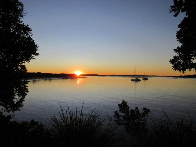 Yamba sunset 6