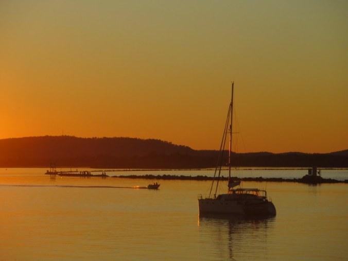 Yamba3 sunset 1