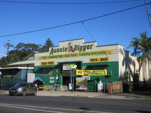 Aussie Digger