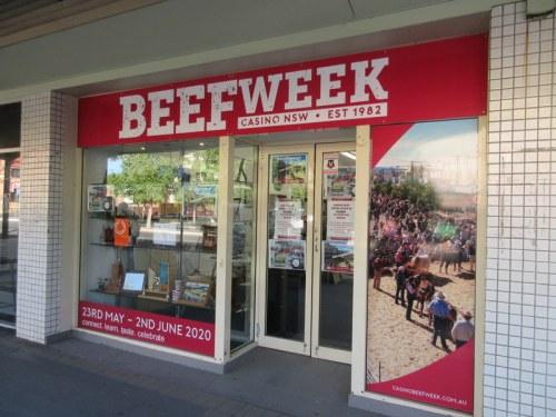 Beef Week 1