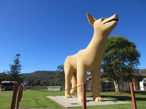 The Big Golden Dog 3